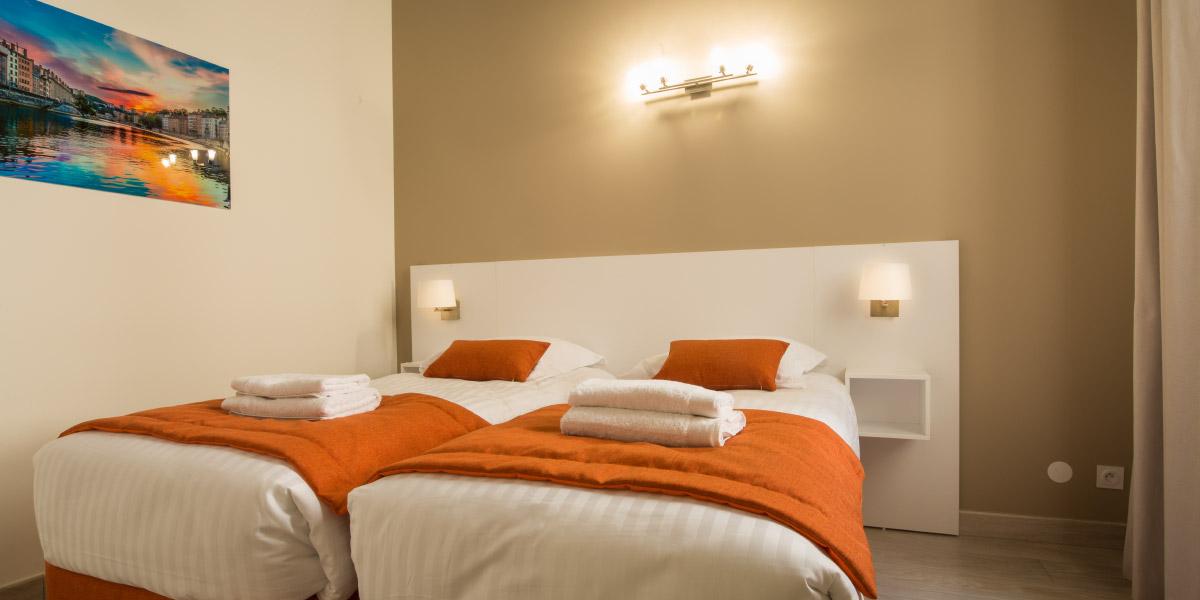 Les chambres cosy stay location d 39 appartement 10 for La chambre mandarine
